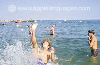 Plezier in het water!
