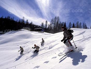 Je kan heerlijk ski?n in Kitzb?hel