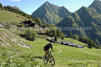 Je kan heerlijk mountainbiken in Kitzb?hel