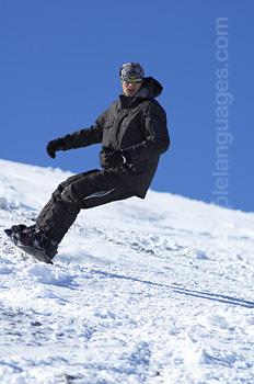 Snowboard instructeurs cursus