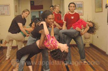 Terug op school, dansles