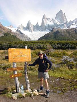 Bergen en gletsjers, Chili