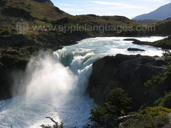 Ongelooflijke watervallen!