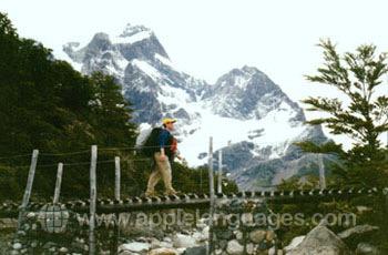 Het prachtige berglandschap ontdekken
