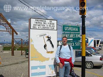 Welkom in Ushuaia!
