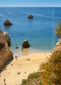 Nabijgelegen strand