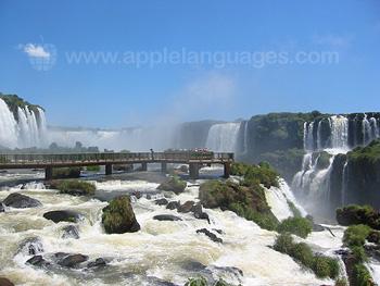 Iguazu Falls, Noord-Argentini