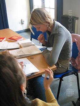 Student op onze school