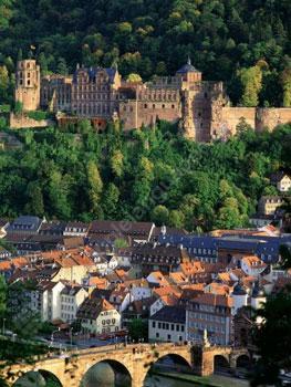 Schilderachtig Heidelberg
