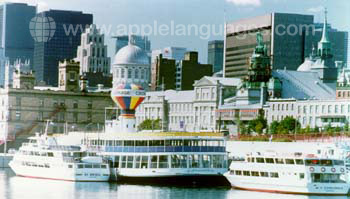 St Lawrence Rivier Cruise