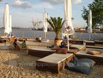 Hamburg heeft ook stranden!