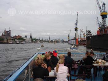 Studenten kunnen rond Hamburg cruisen!