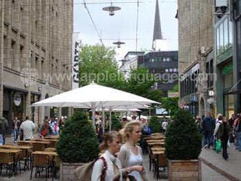 Shoppen in Hamburg