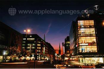 Nacht in Hamburg