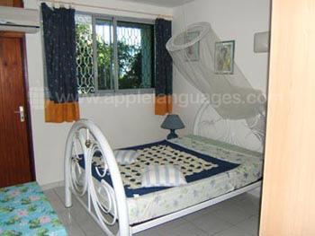 Slaapkamer in studenten appartement