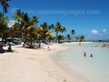 Guadeloupe heeft geweldige stranden