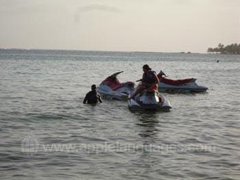 Guadeloupe is geweldig voor watersport!