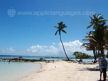 Nog een prachtige dag in Guadeloupe
