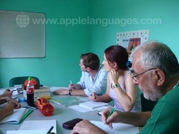 Frans leren in kleine groepen