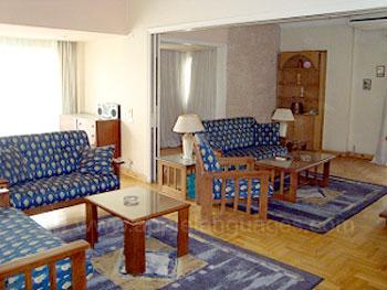 Lounge in de residentie