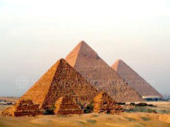 De wereldberoemde piramides