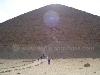excursie naar de piramides