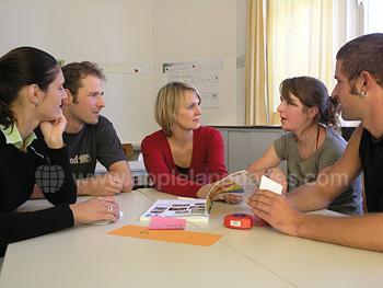 Kleine groepen op onze school in Lindau