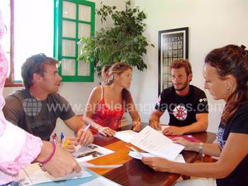 Spaanse lessen