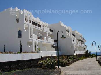 Studenten appartement in Lanzarote