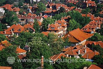 Woonwijk van Qingdao