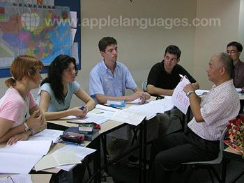 Chinees leren op onze school