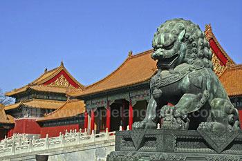 De Verboden Stad, Beijing