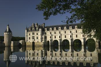Het prachtige kasteel van Chenonceau