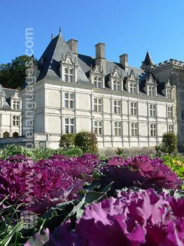 Het nabijgelegen Villandry Chateau