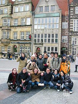 Excursie naar Bremen