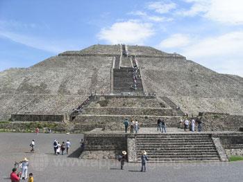 Nabijgelegen Azteekse bezienswaardigheid
