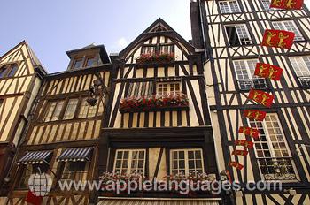 Historisch Rouen
