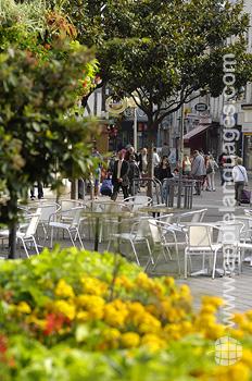 Street scene, Rouen