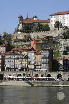 Porto vanaf de rivier