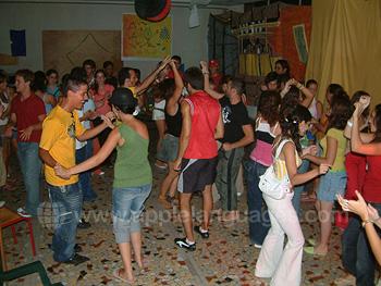 Party in de residentie
