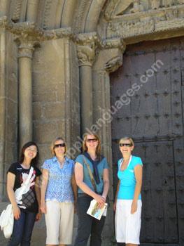 Rondleiding door Pamplona