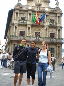 Samen Pamplona ontdekken