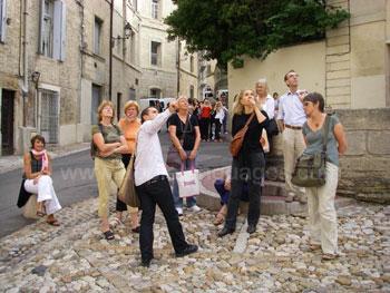 Rondleiding door Montpellier