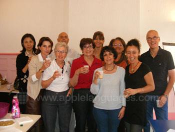 Club 50 Franse klas