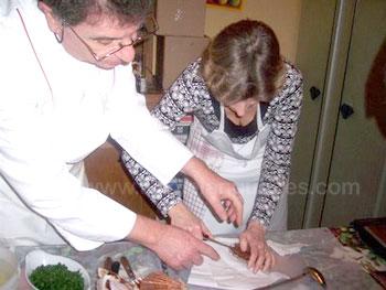 Frans & koken klas