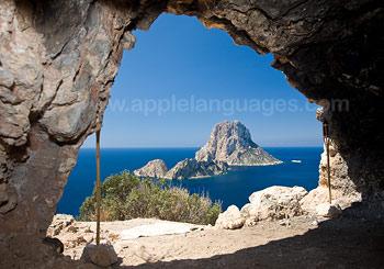 Het prachtige Ibiza