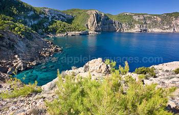 Ibiza kent prachtige uitzichten