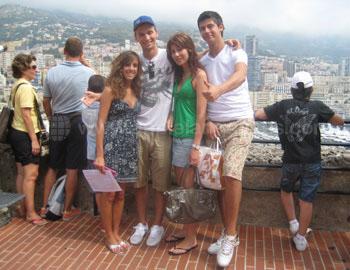 Excursie naar Monaco