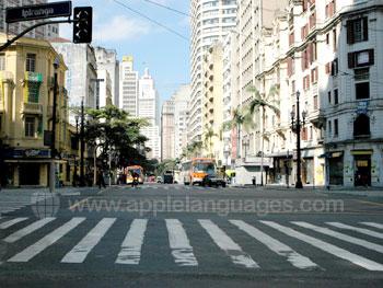 De straten van of S?o Paulo