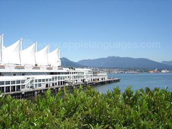 Het mooie Vancouver
